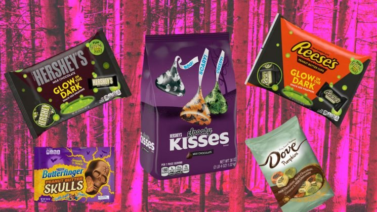This Is Not a Drill: These Limited-Edition Halloween Candies Are Out