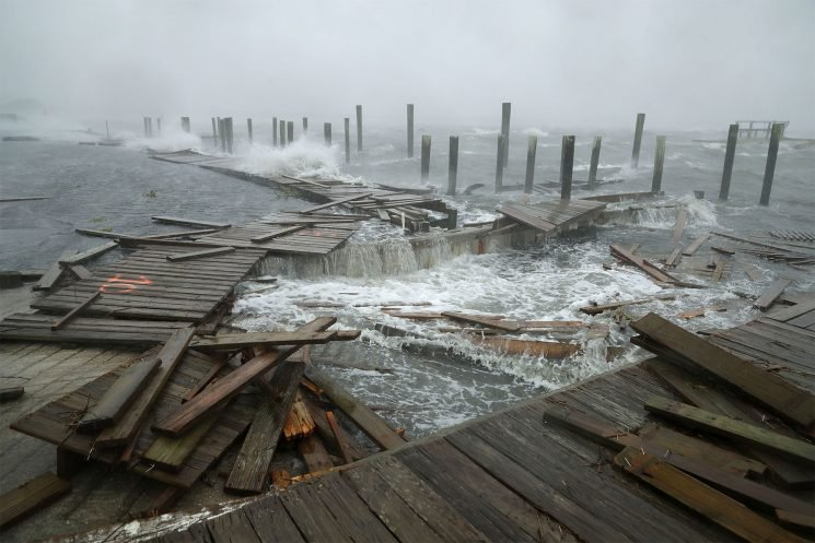 What Is a Storm Surge? (Plus, See What It Looks Like in Action During Hurricane Florence)