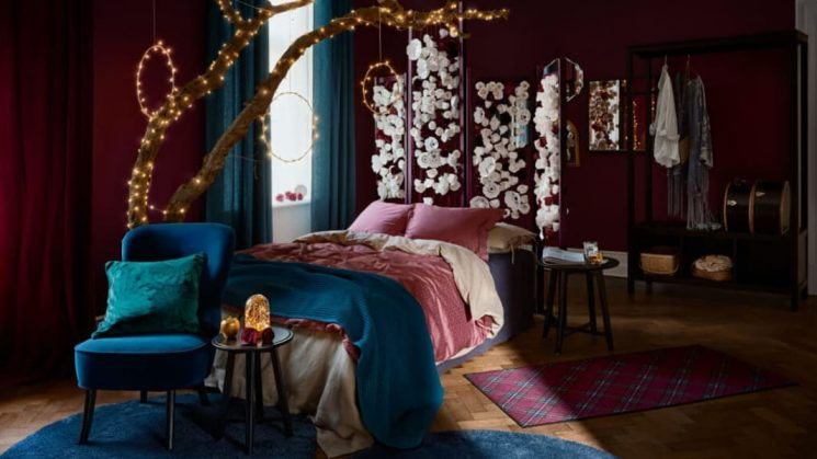 Ikea Just Gave Us a Sneak Peek at Their Holiday Collection