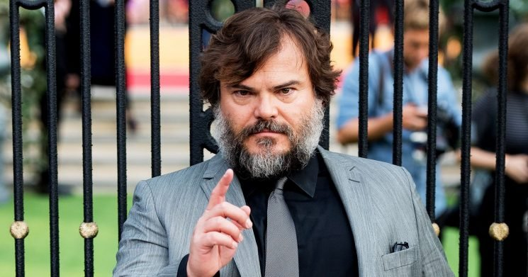 Jack Black's Kids Are Kind of Mean to Him!