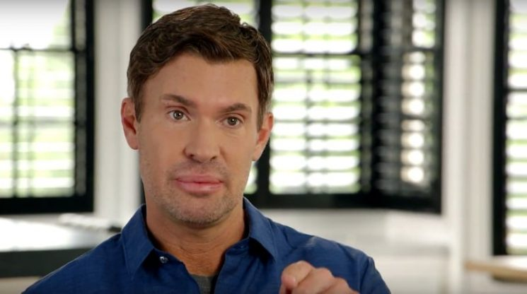 Jeff Lewis on abuse claims: 'I'm a dead man walking, but I have to tell my story'