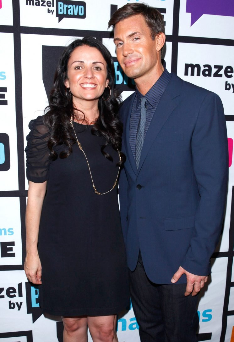 Flipping Out's Jeff Lewis Made Jenni Pulos His Daughter's Godmother Before They Fell Out Over Alleged Claims of 'Abuse'