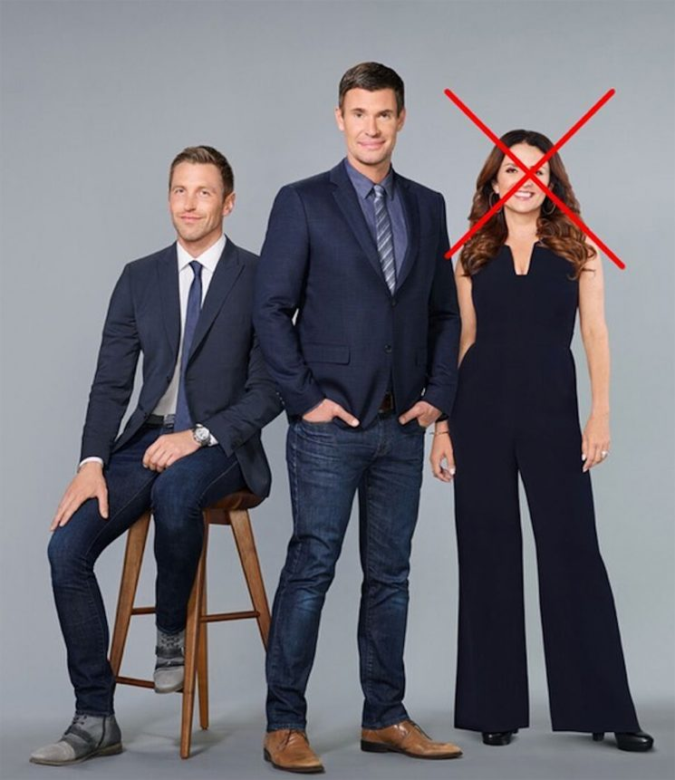 Jeff Lewis Draws a Red 'X' Over Jenni Pulos' Face on Instagram after Former Friends Part Ways