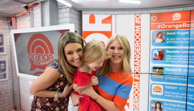 Savannah Guthrie Says Today Costar and Neighbor Jenna Bush Hager Is 'One of My Closest Friends'