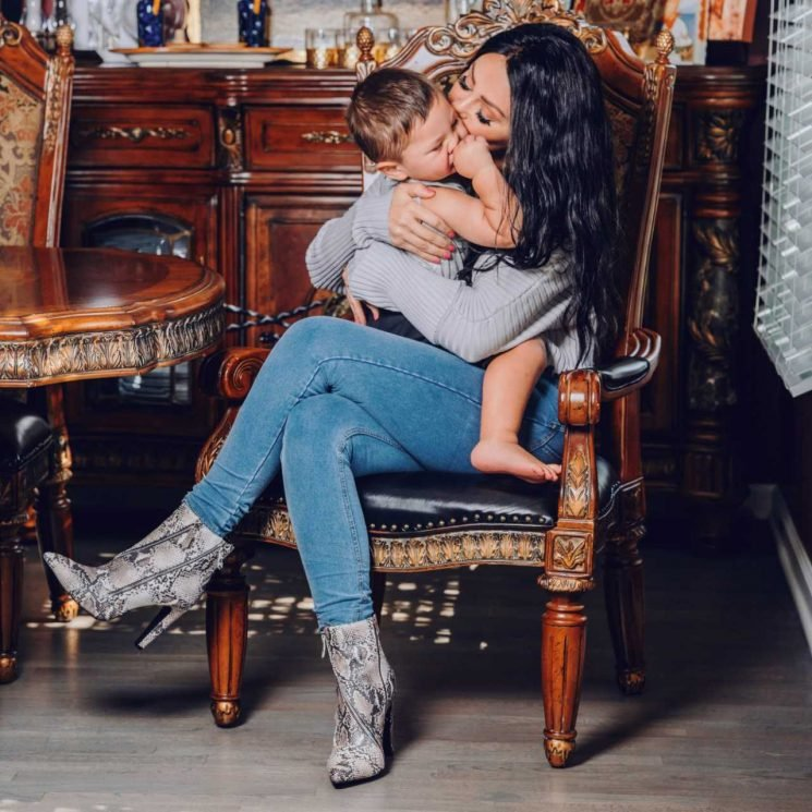 Jenni 'JWoww' Farley Revealed Son's Speech Delay on Jersey Shorein Case She 'Had to Leave' Show