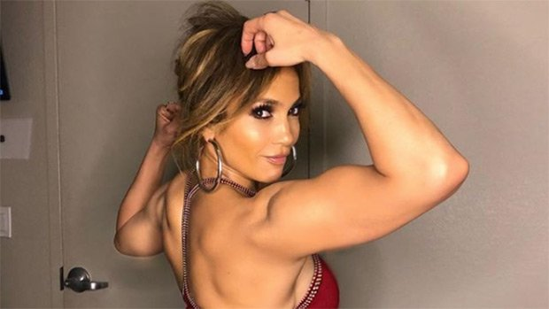 Jennifer Lopez Shows Off Insane Muscles As Vegas Residency Comes To An End — PIC