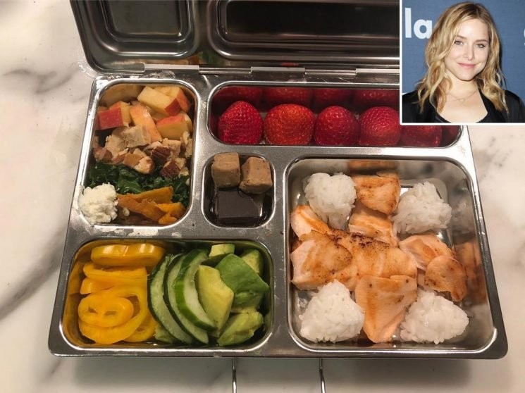 Jenny Mollen Says Making Son's Lunch Unique Is 'About Constant Exposure and Pushing His Limits'