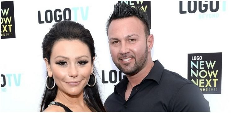 'Jersey Shore' Star Jenni 'JWoww' Farley & Husband Roger Mathews Split