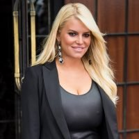 Jessica Simpson Cradles Her Belly in First Pic Since Baby No. 3 Announcement