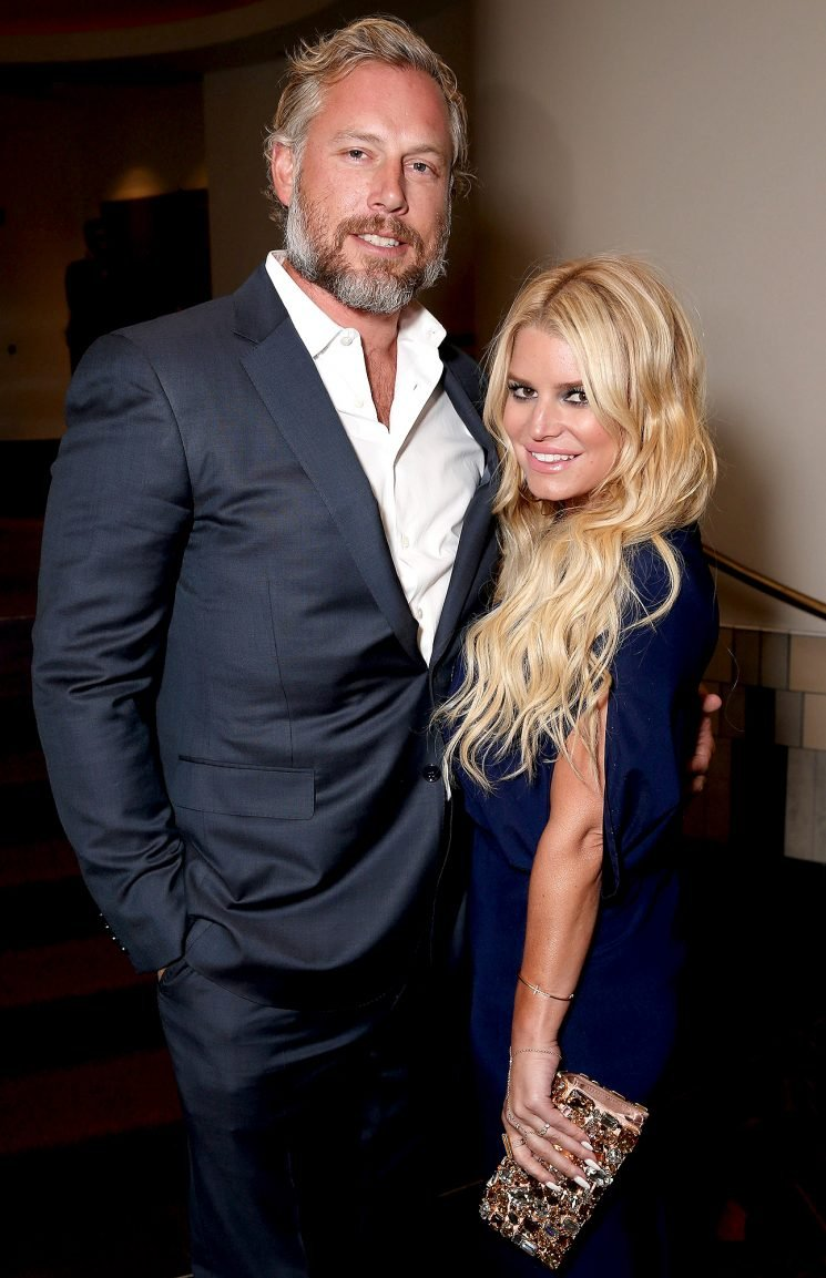 Jessica Simpson Said She and Husband Would 'Always Practice' for a 'Miracle' Before Announcing Pregnancy