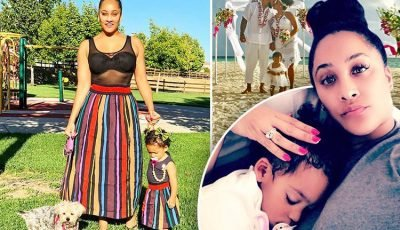 Celebrity Big Brother star Natalie Nunn says husband Jacob Payne was fuming after seeing her constantly partying with 'flirty co-stars' – and is 'relieved' she is finally back home in the US