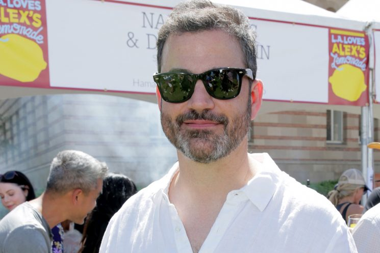 Jimmy Kimmel, chefs and foodies raise $1.5M for childhood cancer