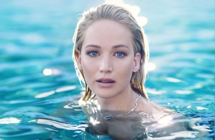 Jennifer Lawrence: 'If I want a piece of pizza, I eat a piece of pizza'
