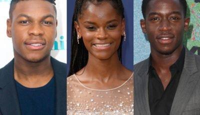 John Boyega, Letitia Wright & Damson Idris Among Patrons Of New LA Drama School