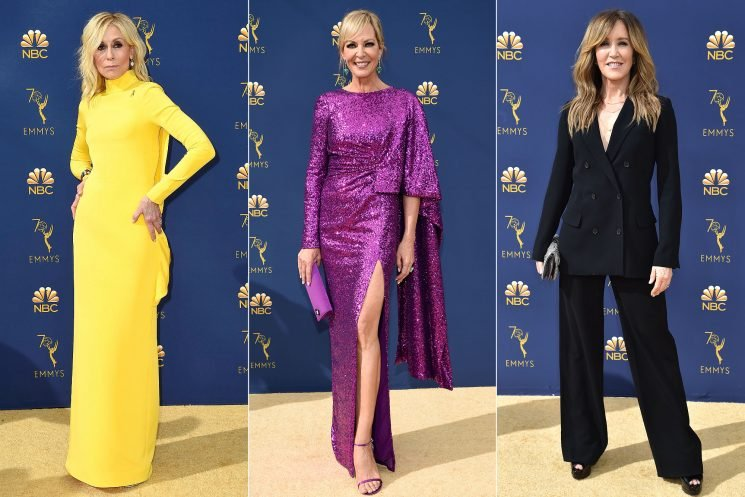 Fabulous Over 50! See the Stylish Stars at the Emmys That Prove Age Is Nothing But a Number
