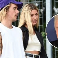 Alec Baldwin Says Justin Bieber and Hailey Baldwin 'Went Off and Got Married'
