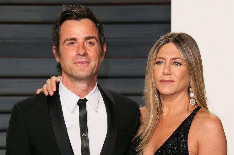 Justin Theroux calls Jennifer Aniston break-up a 'gentle separation'