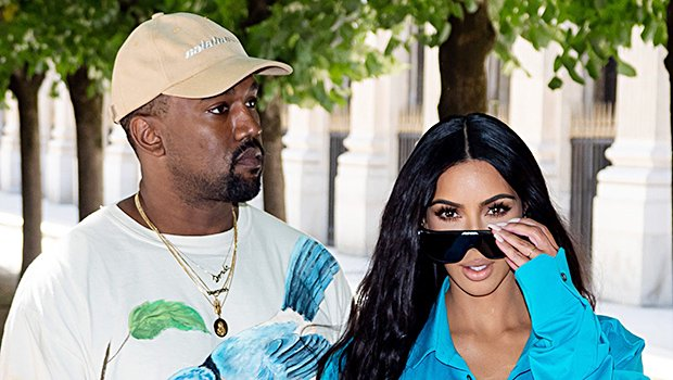 Kim Kardashian 'Mortified' By Kanye West's Pro-Trump Rant On 'SNL' & Wishes He Would 'Reel It In'