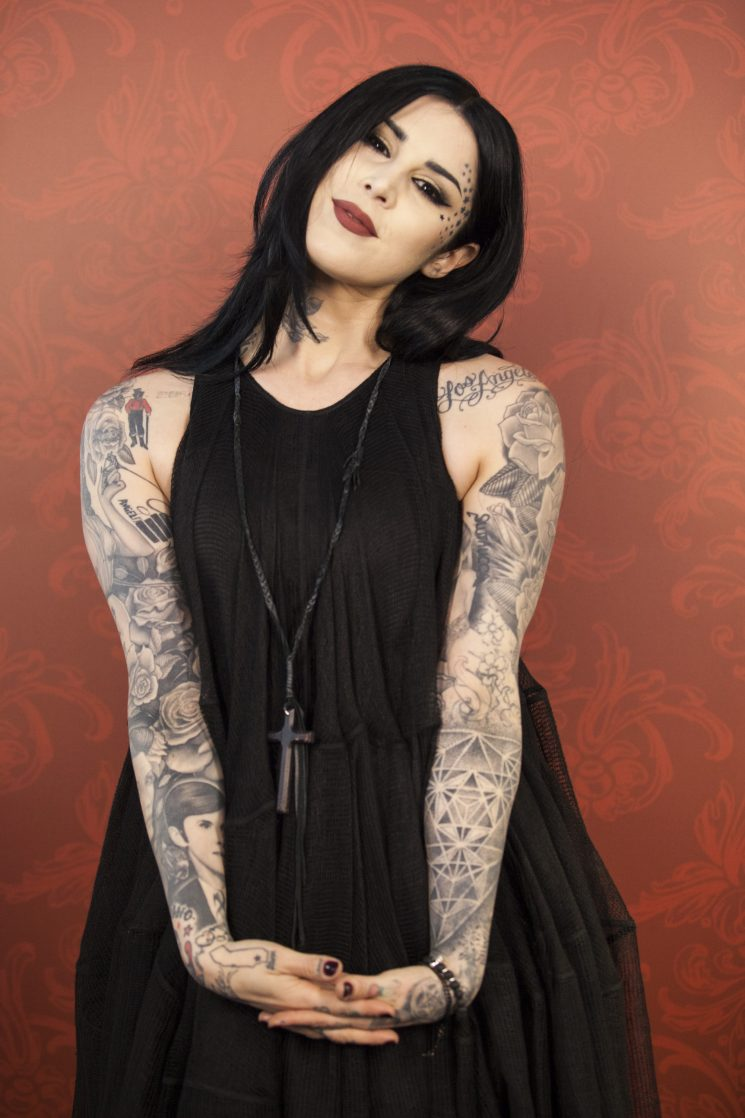 Kat Von D Reveals She Has a Midwife Because Doctors Left Her with a 'Sense of Doom and Fear'