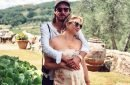 Kate Hudson & Boyfriend Danny Fujikawa Prepare for Their Baby Girl's Arrival by Decorating Nursery