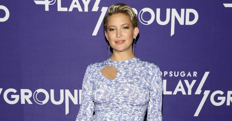 Very Pregnant Kate Hudson Shows Off Baby Bump at Stunning Shower