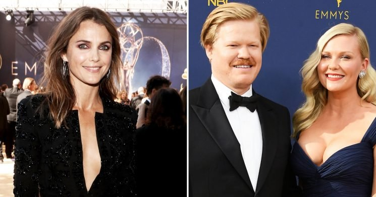 Keri Russell Gives New Parents Kirsten Dunst and Jesse Plemons Some Advice