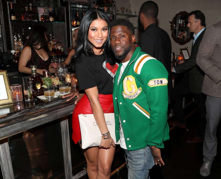 Kevin Hart Says Wife Eniko Wants Another Baby – But He's Still Not Changing Diapers!