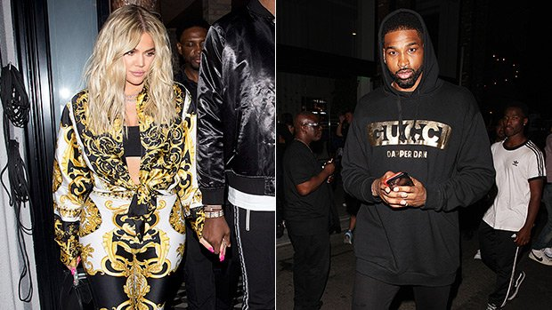 Khloé Kardashian's Reaction To Tristan Thompson After He's Spotted At Club With 2 Women