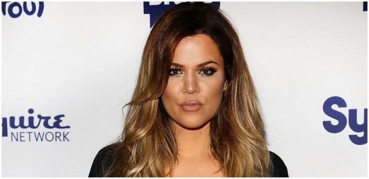 Khloe Kardashian's Daughter, True Thompson, Rocks A Head Scarf In Latest Instagram Photo