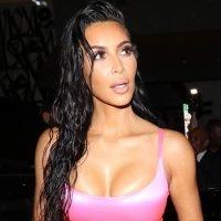 Kim Kardashian, Nicki Minaj & More Stars Who Look Pretty In Sexy Pink Dresses