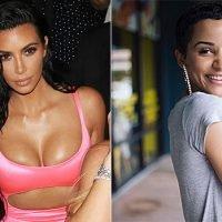 Kim Kardashian Slammed For Stealing Ideas From Jewelry Designer: She's 'Trash'