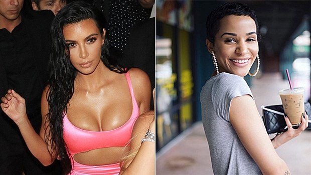 Kim Kardashian Slammed For Stealing Ideas From Jewelry Designer: She's 'Trash'