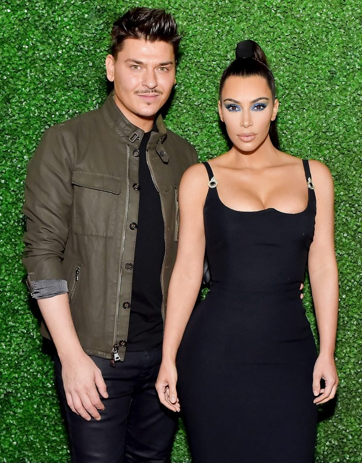 9 Beauty Items Kim Kardashian's Makeup Artist Mario Dedivanovic Buys at the Drugstore