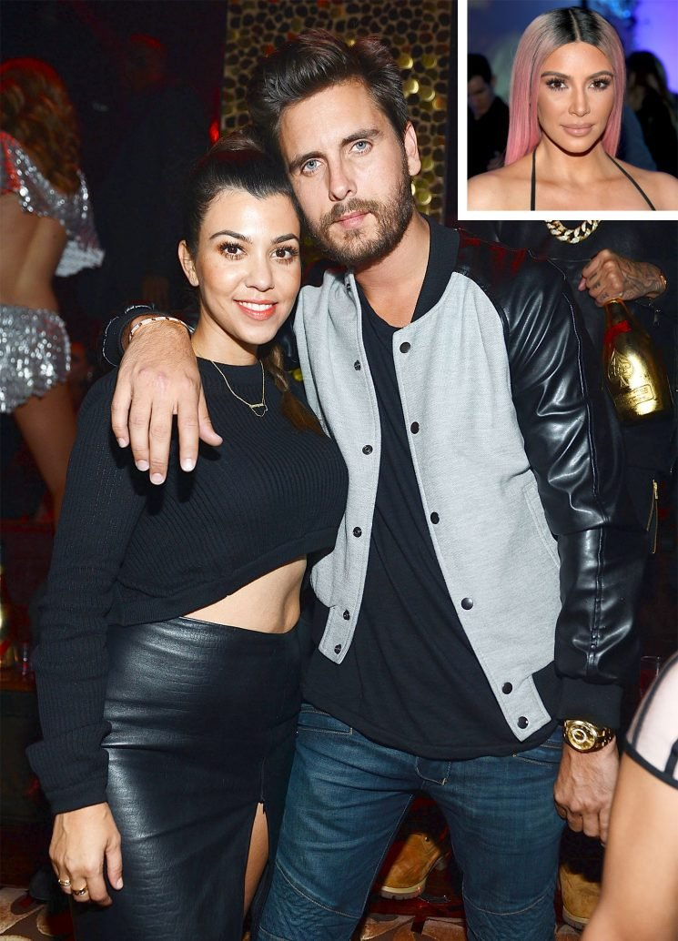 Kim Kardashian Says Scott Disick Wants to Have Another Baby with Kourtney: 'How Cute Will That Be?'