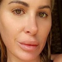 Kim Zolciak's Lips Look Bigger Than Ever In Rare, Makeup-Free Selfie — See Pic