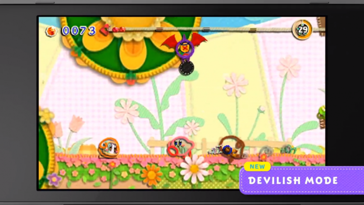 Nintendo Announces 'Kirby's Extra Epic Yarn' Remake For Nintendo 3DS