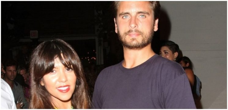 Kourtney Kardashian & Scott Disick Back Together For A Family Trip After 'KUWTK' Baby Bombshell