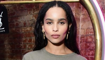 Zoe Kravitz to Play John Cusack's Role for 'High Fidelity' Series!