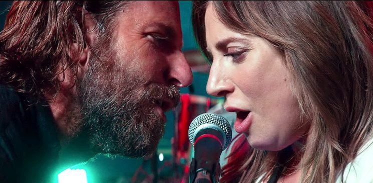 Lady Gaga and Bradley Cooper Belt A Star Is Born Song 'Shallows' in Moving Music Video