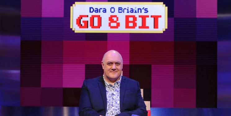 Go 8 Bit creator finds out show's been cancelled from Dave's tweet to a viewer