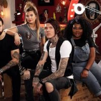 Tattoo Fixers Extreme calls in a TV advertising icon for surprising guest appearance