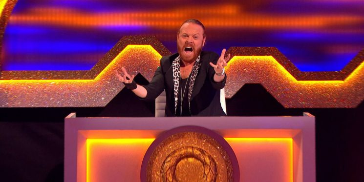 Celebrity Juice's Keith Lemon talks being almost mugged while driving with Strictly star Melvin Odoom
