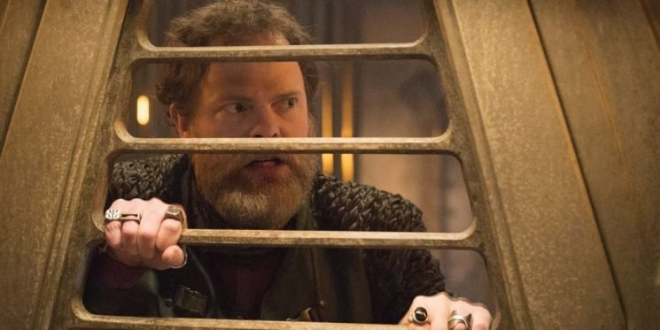 "Star Trek is making a ""big announcement"" this week, hints Harry Mudd actor Rainn Wilson"