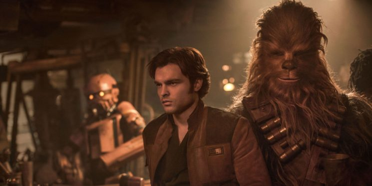 Solo: A Star Wars Story writer defends that classic villain return