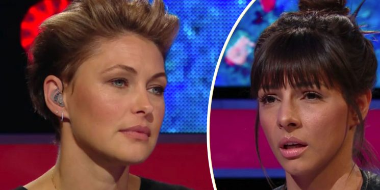 8 of Celebrity Big Brother's most awkward exit interviews