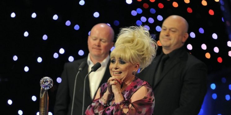 EastEnders star Ross Kemp reveals the moment Barbara Windsor forgot who he was