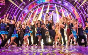 Strictly Come Dancing reveals dances and songs for first live show