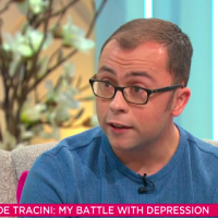 Hollyoaks star Joe Tracini opens up about depression struggle during emotional interview on Lorraine