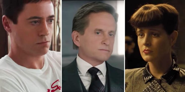 The top 12 times movies digitally de-aged actors –ranked!