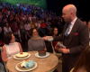 Great British Bake Off: An Extra Slice audience member shows off actual 'breastmilk and vanilla cheesecake'